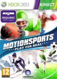 Motion Sports: Play for Real (Kinect)