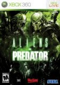 Aliens vs Predator (Русская версия) (Xbox 360)
