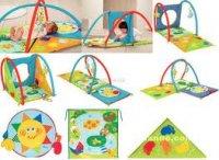 Развивающий коврик Chicco 3D Baby Park