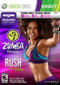 Zumba Fitness Rush - прокат в Кременчуге