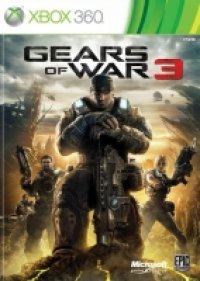 Gears of war 3 (LT+3.0) (русская версия)