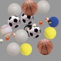 Мячи для волейбола и футбола /за шт.