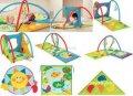 Розвиваючий килимок Chicco 3D Baby Park - прокат у Кременчуці